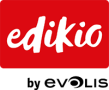 Edikio by Evolis Logo