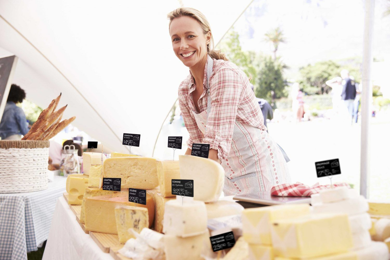 Cheese Shop Price Tags created by Edikio food price tag printers
