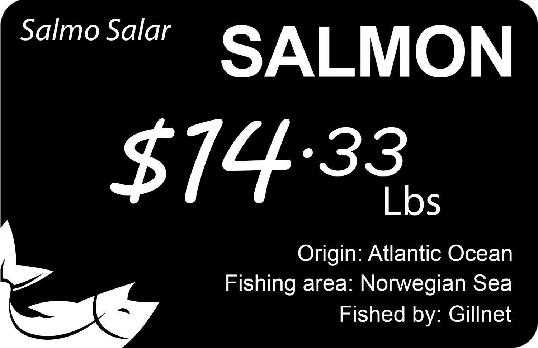 Price Tag Fish
